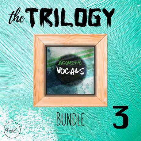 The Trilogy Bundle Vol 3 - Acoustic Vocals