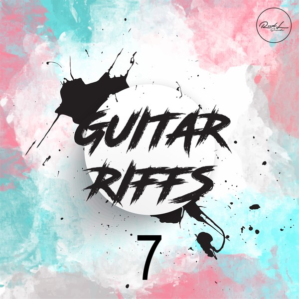 Guitar Riffs Vol 7
