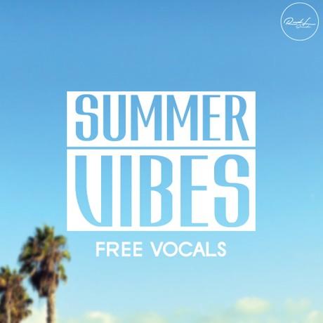 Summer Vibes V1 - Free Vocals Pack