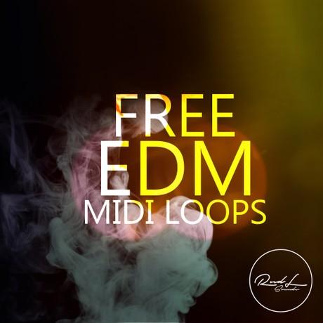 Free EDM midi Loops