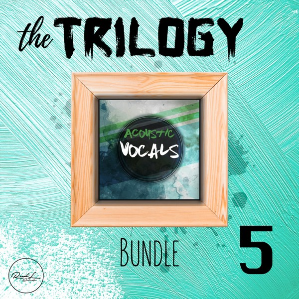 The Trilogy Bundle Vol 5 - Acoustic Vocals