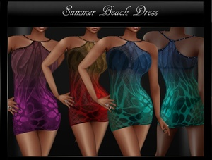 Summer Dress Clothing IMVU