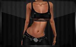 Mini Tank Top IMVU Clothes