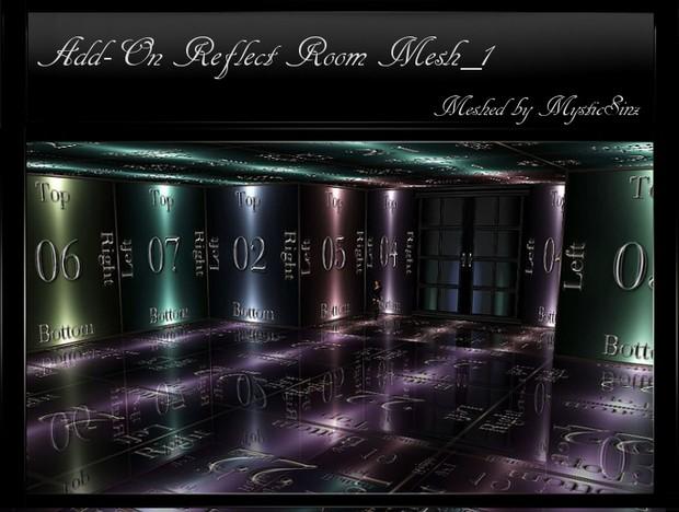 IMVU Meshes Add On Reflect Room Mesh_1