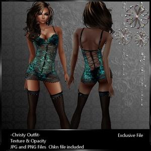 IMVU Textures Christy Dress Exclusive