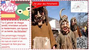 Polly Glot va en Suisse - Book 3
