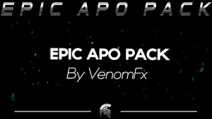 EPIC APO PACK BY VENOMFX
