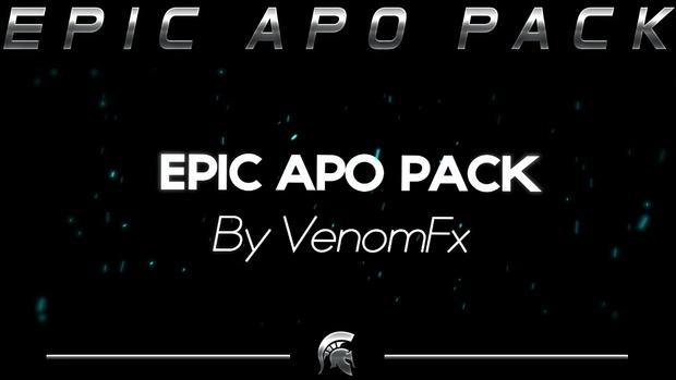 EPIC APO PACK BY VENOMFX