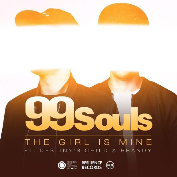 99 Souls - The Girl Is Mine (featuring Destiny's Child & Brandy) MIDI