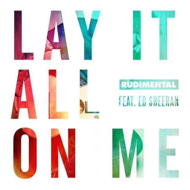Rudimental - Lay It All On Me ft Ed Sheeran MIDI