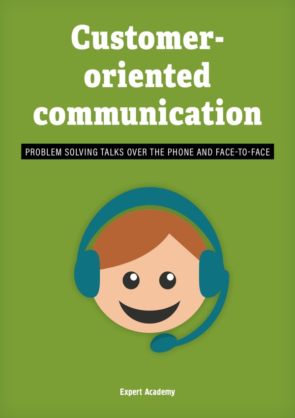 Customer Oriented Communication