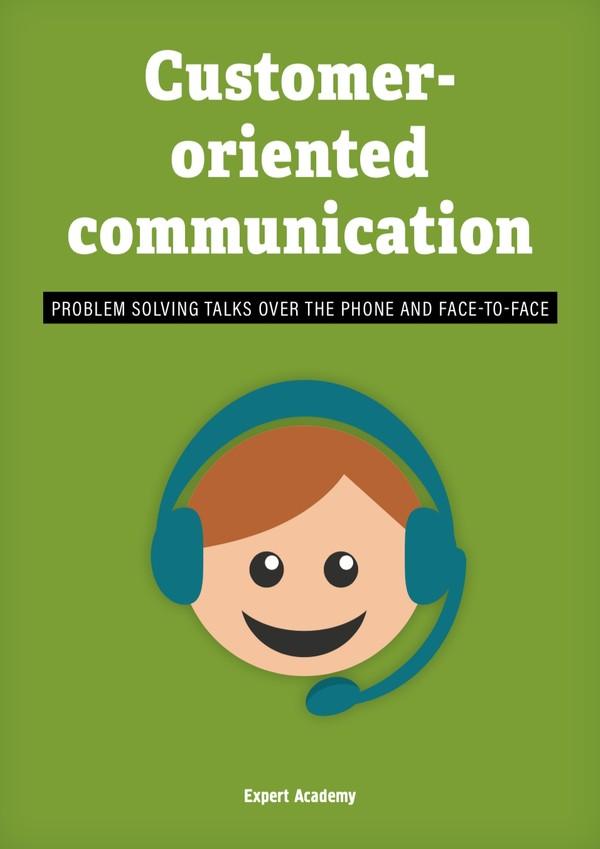Customer Oriented Communication
