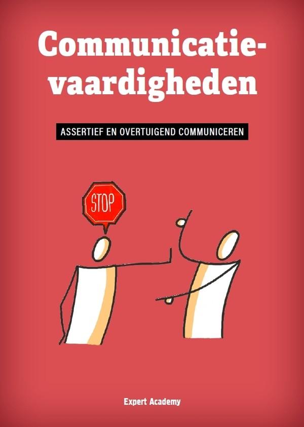 Communicatievaardigheden - Assertief en overtuigend communiceren