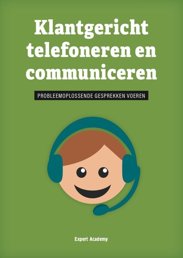 Klantgericht Telefoneren en Communiceren