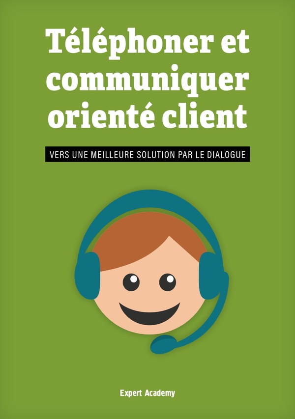 Téléphoner et communiquer orienté client