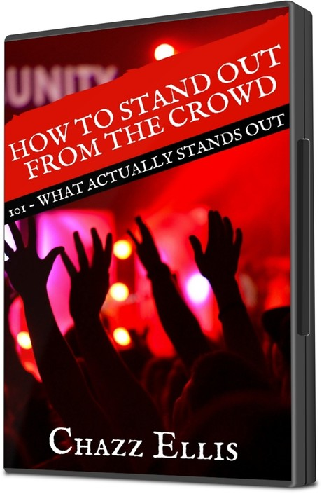How To Stand Out from the Crowd (101) What Actually Stands Out