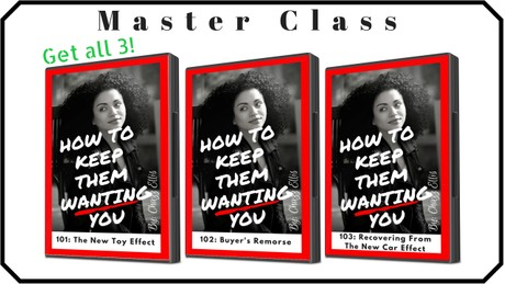 How to Keep Them Wanting You- Master Class