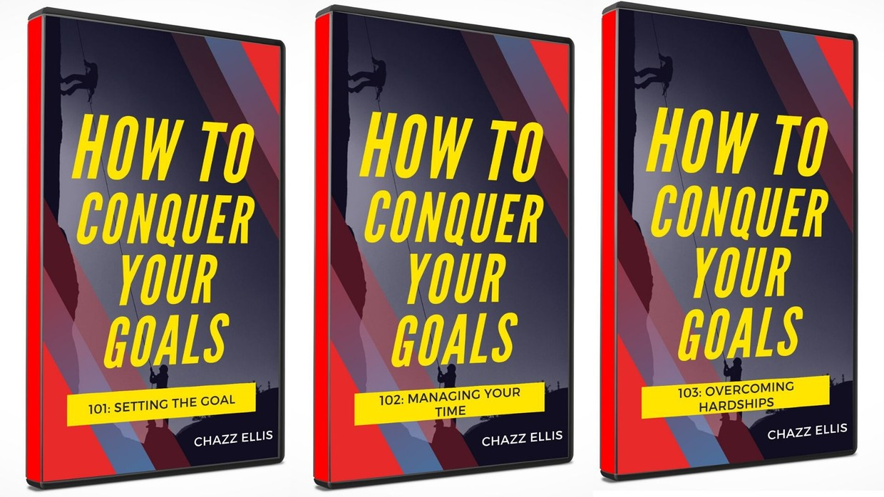How to Conquer Your Goals Masterclass MP4 Video