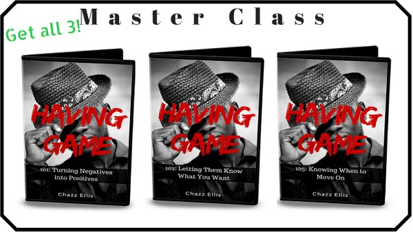 Having Game Master Class