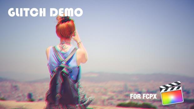 Glitch Demo