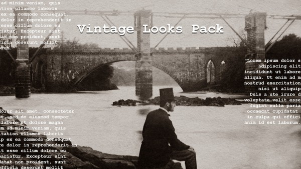 Vintage Looks Black Friday Pack