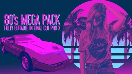 80s Mega Pack Ver 1.0