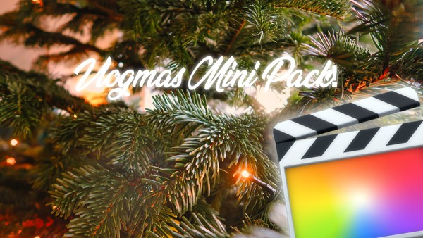 Vlogmas Mini Pack