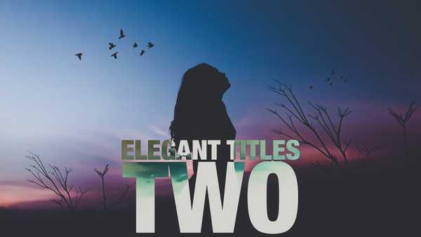 Elegant Titles 2