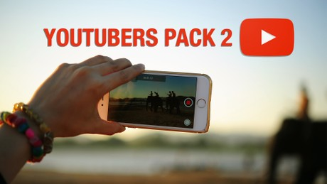 YouTubers Pack 2