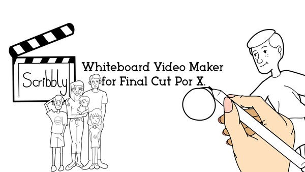 Scribbly whiteboard maker.