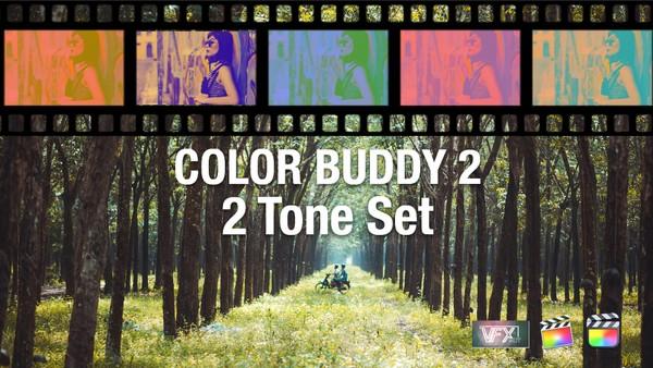 Color Buddy 2 Tone FX