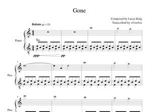 Stranger Things Piano Sheet - LucasKingPiano