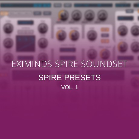 Eximinds Spire Soundsent vol. 1