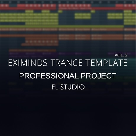 Eximinds Trance Template 2