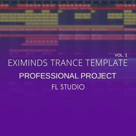 Eximinds Trance Template
