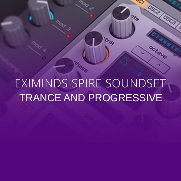 Eximinds Trance & Progressive Spire Presets