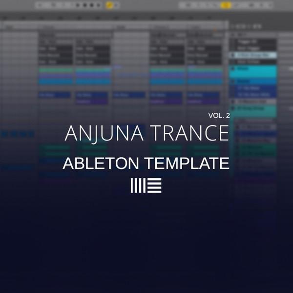 Anjuna Trance vol. 2 (Ableton Live Template)