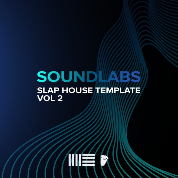 Slap House Ableton & Fl Studio Template vol. 2 (Lucky Luke/Gaullin Style)