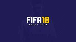 FIFA 18 EARLY PACK v.1