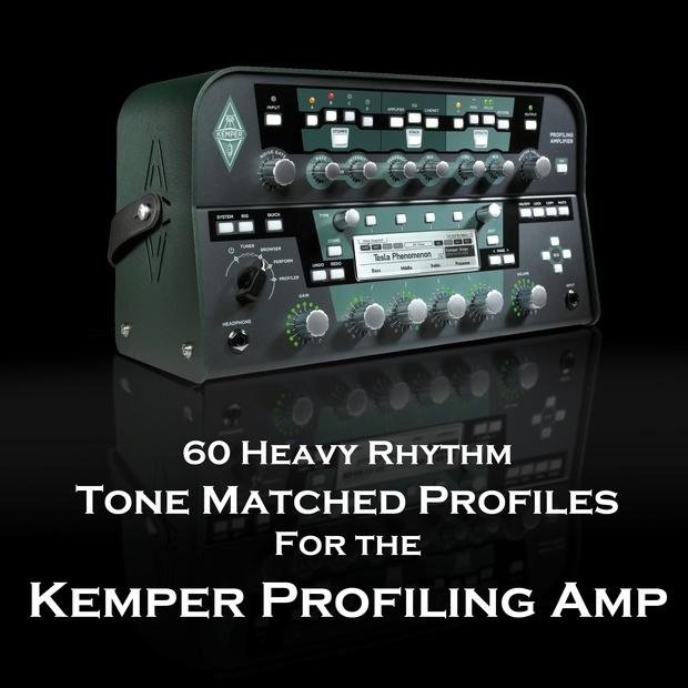 Kemper - METAL Profile Collection (KPA)