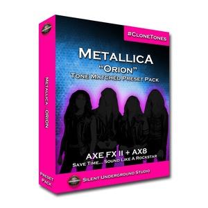 Metallica - Orion (FAS)