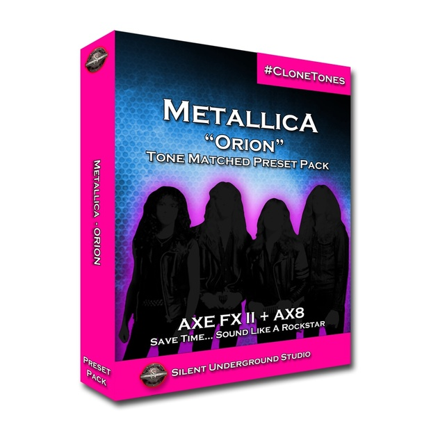 Metallica - Orion (FAS)
