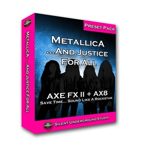 Metallica - And Justice For All (FAS)