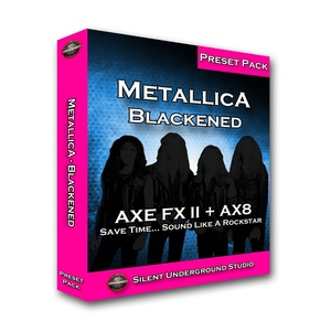 Metallica - Blackened (FAS)