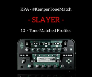 Kemper - Slayer Profiles (KPA)