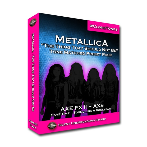 Metallica - The Thing that Should Not Be (FAS)