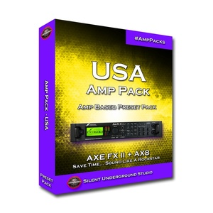 USA Amp Pack (FAS)