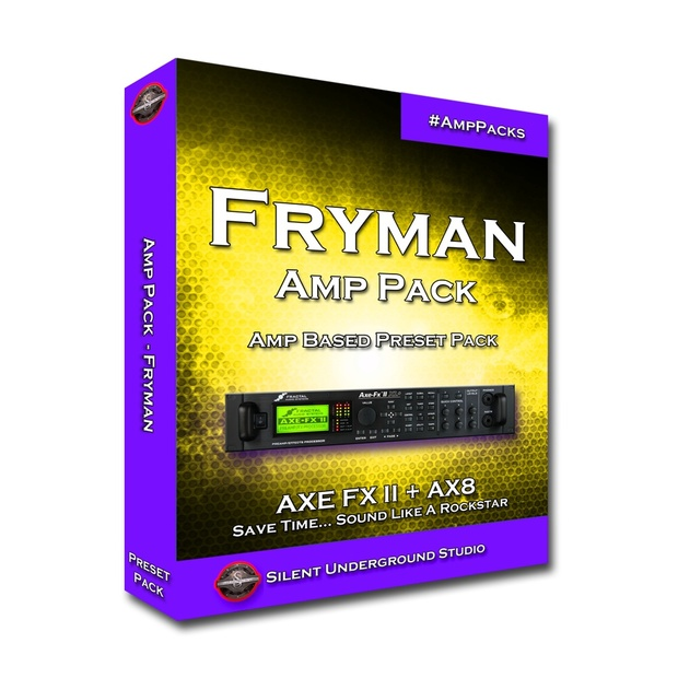 FRYMAN Amp Pack (FAS)