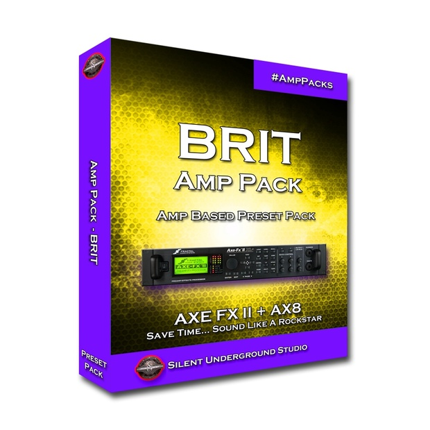 BRIT Amp Pack (FAS)