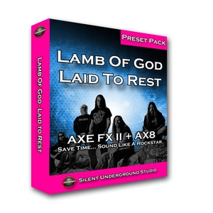 Lamb Of God - Laid To Rest (FAS)